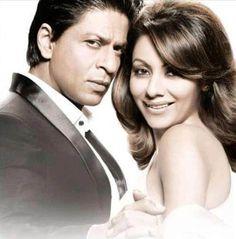 ❤Sharukh Khan & Gauri Khan❤