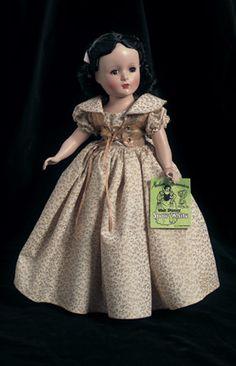 'Snow White' By Madame Alexander (1952)