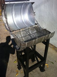 how to make pit barrel oven