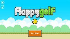 Flappy Golf aduce in App Store un joc de golf conceput avand in gand Flappy Bird (Video)
