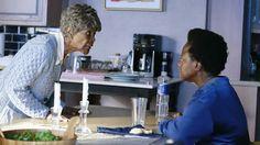 Viola Davis. Cicely Tyson. #HTGAWM #mamasherenow
