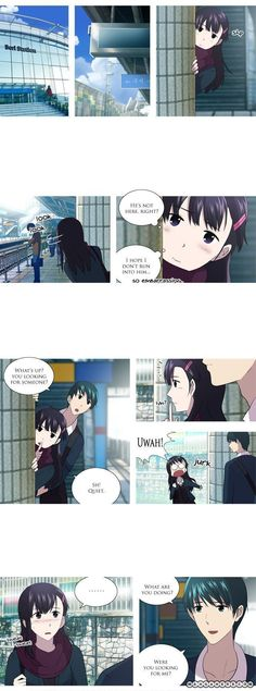 Orange Marmalade 37 Page 21 I loved this part!!! ;D
