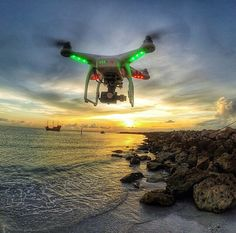Sunset shot, aerial drones, quadcopters, aerial video, aerial photography, flight, fly, videography, GoPro Hero, phantom 2, DJI, #drones #quadcopters