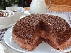 Ricetta per Torta Golosa alla Nutella