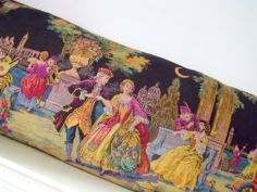 Huge Rare unused Vintage French Gobelin Paris by Retrocollects £95 https://www.etsy.com/shop/Retrocollects