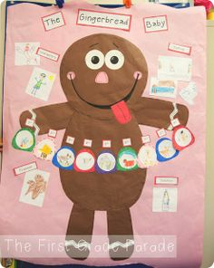 gingerbread sequencing