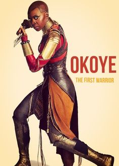 "The fictional Dora Milaje — ""adored ones,"" an all-female military group that protects the King and the fictional nation of Wakanda. The Dora Milaje were introduced in Black Panther comic by Christopher Priest, who took over as lead writer of the series in Black Panther Marvel, Black Panther 2018, Marvel Cosplay, Dc Movies, Marvel Movies, Marvel Characters, Heroine Marvel, Wakanda Marvel, Black Panther Costume"