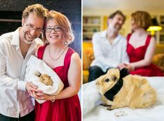 A Game of Thrones-inspired wedding with a dash of Star Wars, unicorns, and a pet guinea pig!!