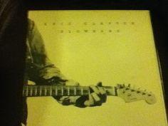 Eric Clapton-Slow Hand LP