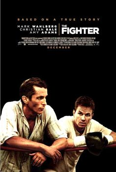 The Fighter (2010) Christian Bale, Mark Wahlberg, Amy Adams. Bale is a flawless actor and i love the perfection he puts into every person he plays . And on top of all that he makes my heart melt!!!