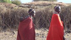 Maasai women in Amboseli