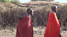 Maasai women in Amboseli