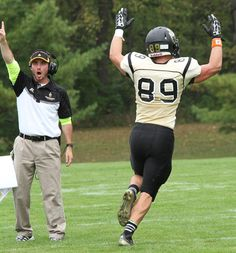 Mt. St. Joseph game - Sept. 26, 2015 - Manchester University Spartan Athletics
