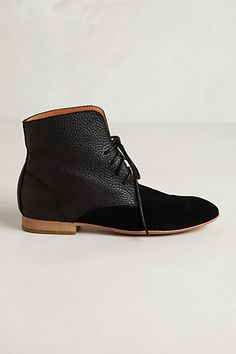 Allison Booties via Anthropologie