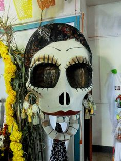 Spider Violets: Day of the Dead Festival!