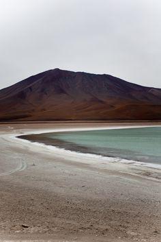 touchdisky:  Laguna Verde | Bolivia byEita Imamura