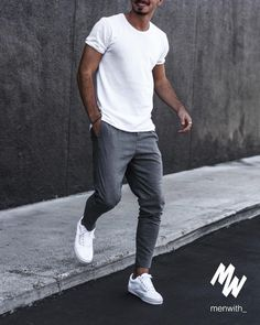 """menwithstreetstyle on Instagram: """"Very clean outfit worn by our dear friend @ianna27 👌🏽 #menwithstreetstyle"""" Gents Fashion, Uk Fashion, Men Fashion Casual, Urban Fashion, Men Casual, Fashion Outfits, Stylish Mens Outfits, Casual Styles, Men's Outfits"""
