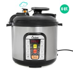 Ensue 8-in-1 Multi-Functional Pressure Cooker, 6Qt *** Find out more about the great product at the image link.