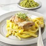 Slow Cooker Garlic Wine Chicken