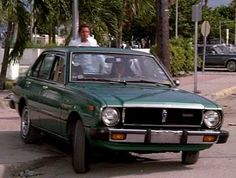 1979 Toyota Corolla 4 Dr-in this very same color
