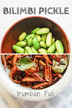This Irumban Puli (Bilimbi) pickle is all about the nostalgic flavours that you can never forget. The sourness of bilimbi and the heat from the chilli powder makes this a mouthwatering pickle. Top Recipes, Indian Food Recipes, Easy Recipes, Sweets Recipes, Recipies, Spicy Chili, Star Food, International Recipes, Original Recipe