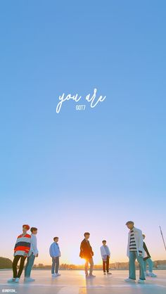 "GOT7 ""7 For 7"" wallpaper"