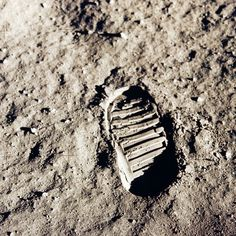 New item in my etsy shopFirst footprint on another world - Buzz Aldrin's footprint 1969 by PanchromaticaDesigns. Find it here http://ift.tt/29Nd72J