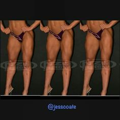 This woman is my idol!! Im determined to have legs like that! Check her out @jesscoate