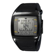 Polar Fitness FT60 G1 Mens Black Heart Rate Monitor