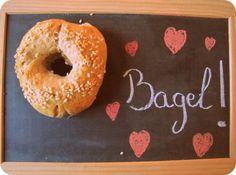i love bagels- best part of living in new jersey; we have fantastic bagels!