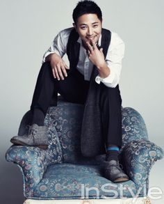 Jin Goo | 진구 | D.O.B 20/7/1980 (Cancer)