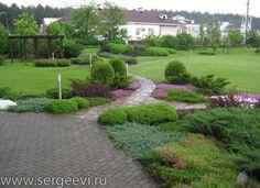 Сад Ирины Сергеевой