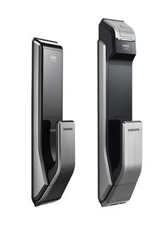 Intelligent Door System | Digital doorlock | Beitragsdetails | iF ONLINE EXHIBITION : This inbuilt door system utilizes touch password input, credit card verification, RFID mobile linkage and fingerprints to control access for security and convenience.