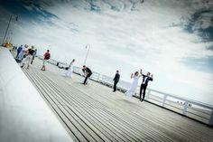 M&D x3..  On pier;)