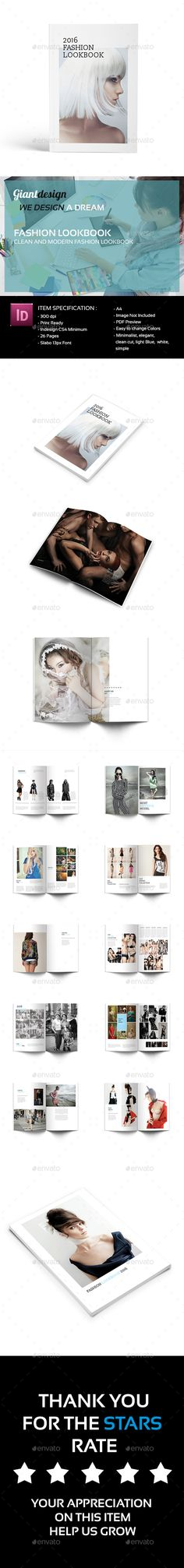 A Successful Fashion Brochure Design Can Grow Your Fashion