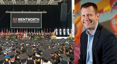 """Monster Chief to Speak on Campus June 22; will Give August Commencement Address: Mark Stoever, PMW '97, president and chief operating officer of Monster Worldwide, will be the featured guest for a June 22 WIT Talks session on employment recruiting and the """"critical talent gap."""""""