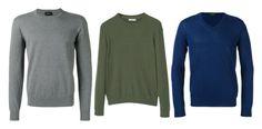 """basics"" by laura-itzeel-pnaran on Polyvore featuring Armani Jeans, MANGO MAN, Zanone, men's fashion y menswear"