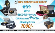 Record Players Available On Discounted Price. Starting Price Only Record Players, Home Buying, Books Online, Festive, Bollywood