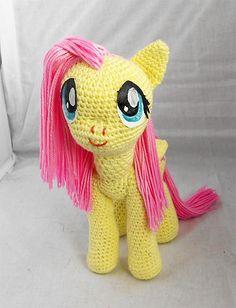 Ravelry: My Little Pony amigurumi pattern by Rianne de Kok