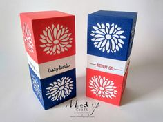 Tall gift boxes