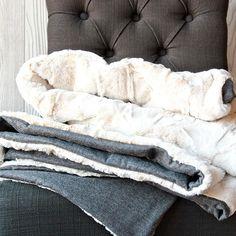 Luxe Faux Fur & Swea