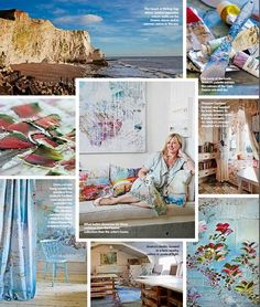 Jessica Zoob interview for Country Home & Interiors