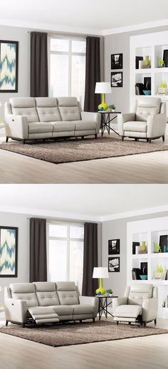 sofas and stuff alton fold out futon sofa rolled arm reclining - ecru   for the home ...