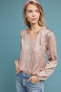 d2b4f76eea056 840 Best Woven Tops images in 2019