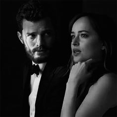 all about Jamie Dornan and his gorgeous self 50 Shades Trilogy, Fifty Shades Series, Fifty Shades Movie, Christian Grey, Fifty Shades Darker, Fifty Shades Of Grey, Jamie Dornan, Romantic Couples, Cute Couples