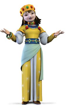 Esther   Children's Animated Bible Stories on DVD   Friends and Heroes   UK Website