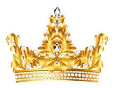 Coroa Dourada 11 | Imagens PNG
