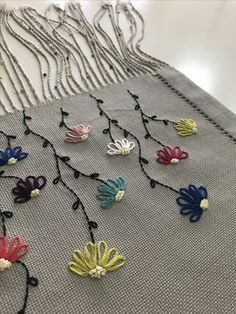 This excellent Embroidery Fabric is an unquestionably inspirational and high-qua. This excellent Embroidery Fabric is an unquestionably inspirational and high-quality idea Hand Embroidery Patterns Free, Hand Embroidery Videos, Embroidery Stitches Tutorial, Embroidery On Clothes, Embroidery Flowers Pattern, Simple Embroidery, Silk Ribbon Embroidery, Vintage Embroidery, Crewel Embroidery