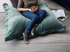 Ashada Jada Floor Cushion   Giant floor cushions, Pillows and Room