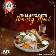 Bringing to your table an authentic platter of delicious Non-Vegetarian dishes from the kitchen of THALAPPAKATTI RESTAURANT.  👩🏻💻http://bit.ly/ThalappakattiWeb  #DindigulThalappakatti #Thalappkatti #Thalappakatti #ThalappakattiRestaurant #Orderonline #PartyBiriyani #PartyBiryani #FamilyPackBiryani #FamilyPackBiriyani #Bucketbiriyani #Thalappakattispecials #BestBiriyani #TheBestBiriyani #SeeragaSambaBiriyani #OrderPartybiriyanionline #Seeragasambabiriyanichennai #OrderBiriyanionline